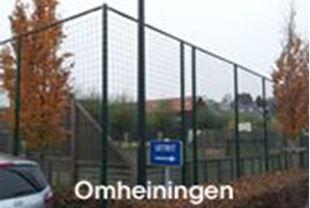 Afbeelding voor categorie Omheiningen