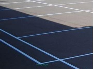 Afbeelding van Belijning volleybal