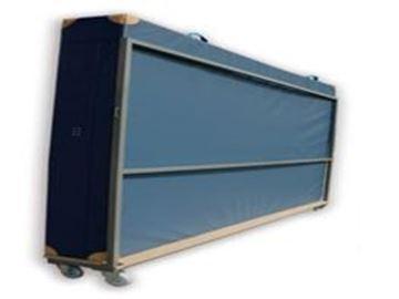 Afbeelding van Verticale mattenwagen (enkel)