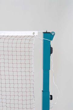 Afbeelding van Badmintonnet - training - maas 19 mm