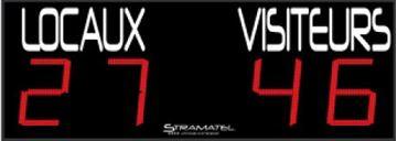 Afbeelding van Scorebord FRS