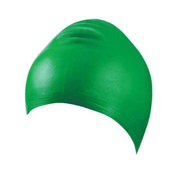 Afbeelding van Badmuts Latex groen