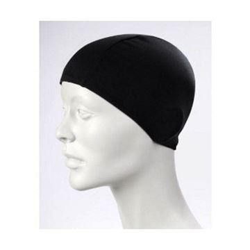 Afbeelding van Badmuts Heren polyester zwart