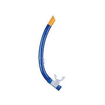 Afbeelding van Snorkel vouwbaar blauw