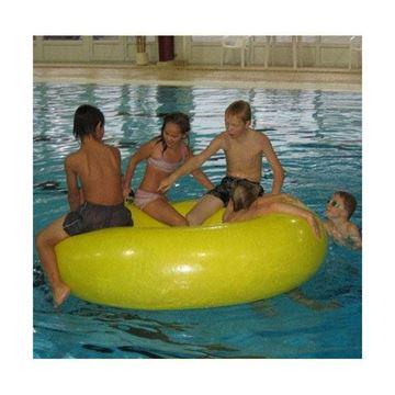Afbeelding van Aqua zwemring geel Ø 95cm